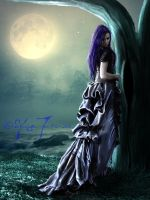 By Moonlight by celloismistic