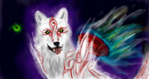 shiranui iscribble by reaper-neko