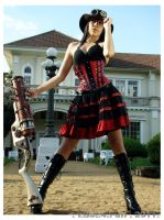 Mog_Steampunk Girl I by Lust4Fun