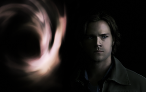 Supernatural - Sam Winchester by Golbeza