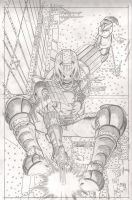 Dredd my pencils by BroHawk