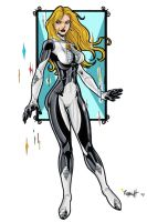 Dazzler by RAHeight by Blindman-CB