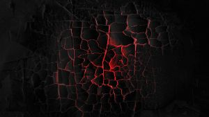 Burning Cracked Yogurt Wallpaper 1 by Black-B-o-x