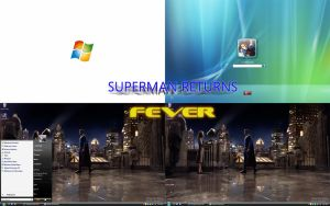 Superman Returns FEVER by flubberzz