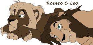 Romeo + Leo ~ breedables by Foreverloved525
