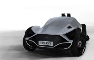 McLaren Holon Concept 20 by TsTdesign