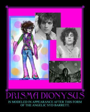PRISMA DIONYSUS - Revisited