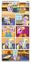 The Secret Ingredient is Love by Mystic-Forces