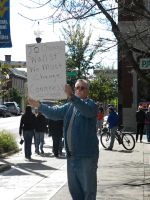 Morgantown, WV. Occupy Protest by D905