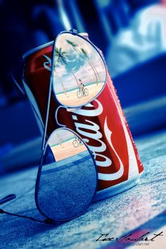 Coca Cola Summer by IsacGoulart