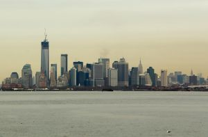 Downtown NYC. by wdhyeaney