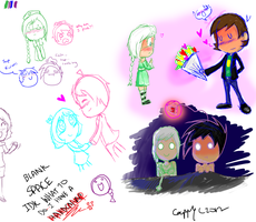 REALLY CRRRAPPY CHAT RELATED DOODLES by capcappucca222