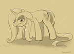 2015 0816 Rarity Downpour by tehflah