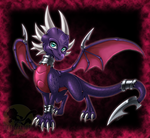 Cynder by MetalPandora