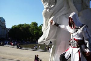ACB-Ezio Cosplay 5_Aninite11 by LadyBad