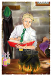 - John Watson, why are you in Slytherin? by Loki-Nightfire