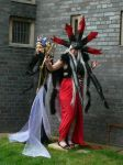 Don't mess with Witches Amecon '12 by KaniKaniza