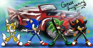 .:REQUEST:. Grease Lightning by SonicFF