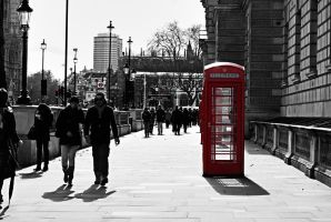 red london by oeminler