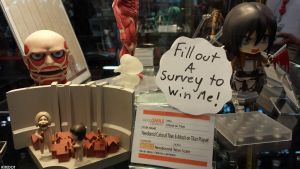 Mikasa says Fill Out The Survey! DO IT!!!! by Kitedot