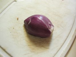 A Slice of Shallot by Windthin