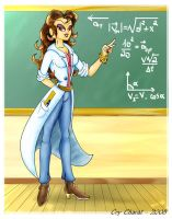 I'm the new Physic's Teacher by CoyChacal