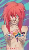 Candy Boy by GemmaSuen