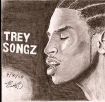 Trey Songz. by peachy34