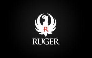 Ruger Wallpaper with White Logo by dhrandy