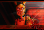 Springtrap by ShadeySix