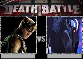 Deathbattle85: Loki vs Starscream by Mr-Wolfman-Thomas
