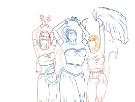 Sketch: Group 1 by HannaEsser