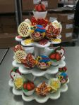 Fall cupcake tower... by TheForest