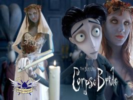 Corpse Bride - Cosplay by KarlDArt