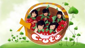 C-ute Strawberries by NEO-Musume