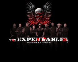 The Expendables by Jagouille