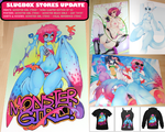 Print Store Update 2013 ! by Slugbox