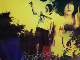 Ryutaro Plastic Tree wallpaper by xCaro-chan