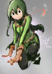1h Froppy Hero - Asui Tsuyu by benevolencer