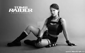 Lara Croft Tomb Raider by AlexCroftRus