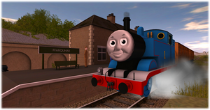 Simply Thomas by DarthAssassin