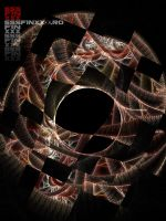 4672 Fractal eclipse by AndreiPavel