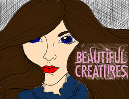 Beautiful Creatures Lena (light) by DrawingIsPassion123