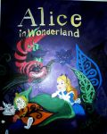 Alice in Wonderland by AlicetheIcePrincess