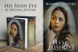 Book Cover - His Irish Eve by dreamswoman