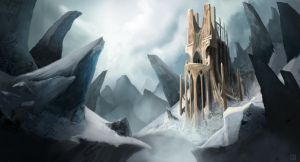 Ice Cathedral by Mac-tire