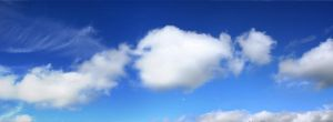 hi-res cloudy blue sky by centb