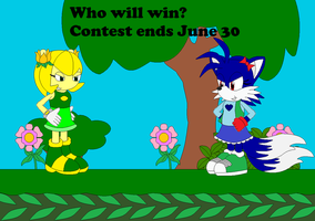 Vore contest - Lemonade vs Sally by Nicolol881