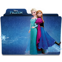 Frozen Anna and Elsa by jithinjohny