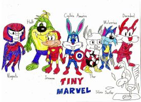 TINY MARVEL by AMERICAN5000